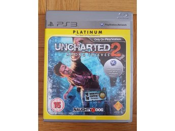 Uncharted 2 / Among Thieves / PS3 Spel