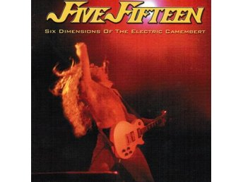 FIVE FIFTEEN 'Six Dimensions Of The Electric Camembert' CD