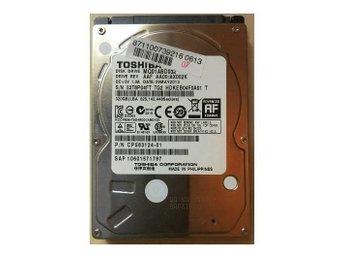 """Toshiba 320GB 2.5"""" SATA Hdd till bärbar. - Osloveien 1483 - Toshiba 320GB 2.5"""" SATA Hdd till bärbar. - Osloveien 1483"""
