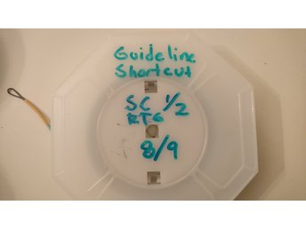 Guideline Powertaper S1/2 8/9DH  Shortcut Ready to go