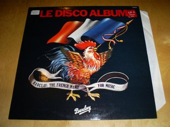 Le Disco Album LP 1977