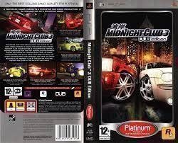Midnight Club 3  Dub Edition -  PSP spel