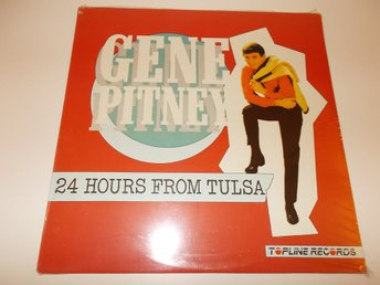 GENE PITNEY - 24 hours from Tulsa, LP Comp Topline Records UK 1985 SEALED