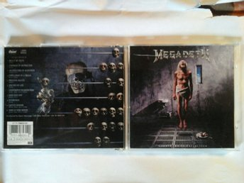megadeth / countdown to extinction