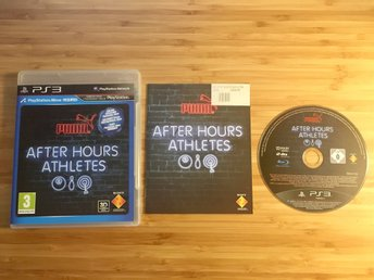 After Hours Athletes - Playstation 3 - PS3 PAL (2011)