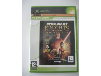 Spel till Xbox Star Wars Knights of the old republik