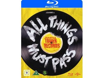 All things must pass (Blu-ray)