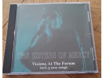 SISTERS OF MERCY - Visions At The Forum