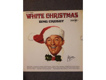 WHITE CHRISTMAS  Bing Crosby  LP CORAL STEREOPHONIC  COPS 1011