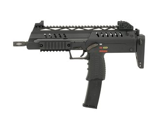 WE - Wei-E Tech - Gas Blowback - SMG-8 - full auto 6mm airsoft