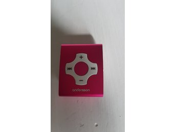 MP3 ANDERSSON 4 GB