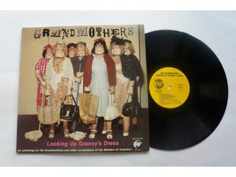** The Grandmothers ‎– Looking Up Granny's Dress **