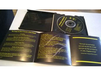 Stuart Forster ‎- Extracts From A Miracle, CD, Promo, rare!