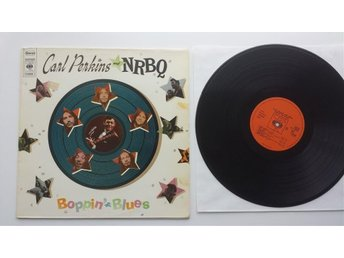 NRBQ - Bopping the blues Lp 1970