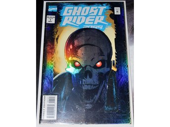 Ghost rider 2099 #1 foil cover