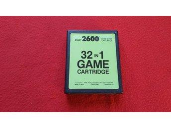 32 IN 1 GAME till Atari 2600 - Blomstermåla - 32 IN 1 GAME till Atari 2600 - Blomstermåla
