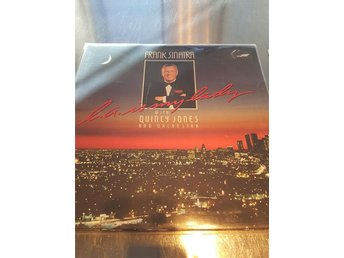 Frank Sinatra With Quincy Jones And Orchestra* ‎– L.A. Is My Lady VG+/VG+