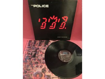 POLICE - GHOST IN THE MACHINE MED INNER