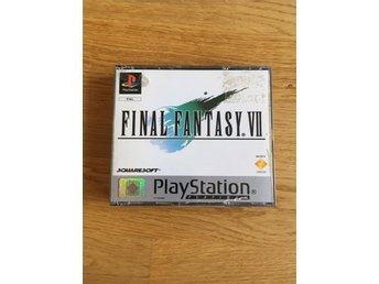 Final Fantasy 7 VII PS one