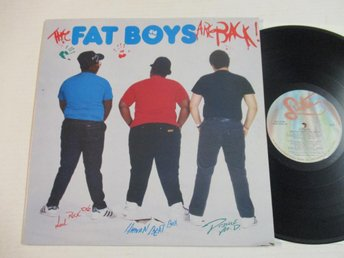 "Fat Boys ""The Fat Boys Are Back"""