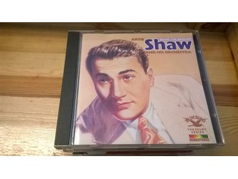 Artie Shaw and His Orchestra - Begin The Beguine, CD