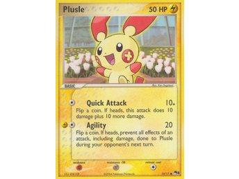 Pokémonkort: Plusle [POP Series 1] 13/17 - Hova - Pokémonkort: Plusle [POP Series 1] 13/17 - Hova