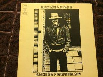 Anders F Rönnblom: Ramlösa Kvarn (1972/Svenskt Org./Kanonskick) - Sollerön - Anders F Rönnblom: Ramlösa Kvarn (1972/Svenskt Org./Kanonskick) - Sollerön