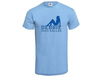 Debbie does Dallas - L (T-shirt)