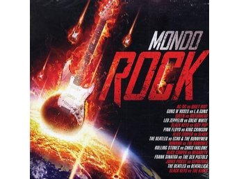 Mondo Rock (Digi/Rem) (CD)