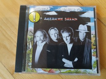 Crossby, Stills, Nash & Young - American Dream