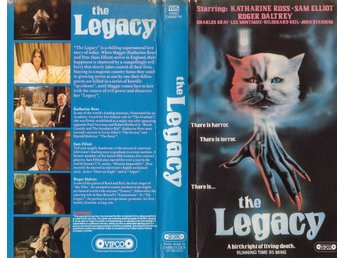 the legacy vhs
