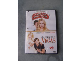 What happens in Vegas, I Love You Beth Cooper 2-Disc Ny Inp