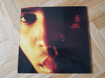 Lenny Kravitz  Let Love Rule LP vinyl!