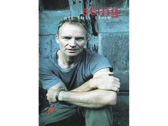 Sting -All this time VHS Live in Italy 11th September 2001