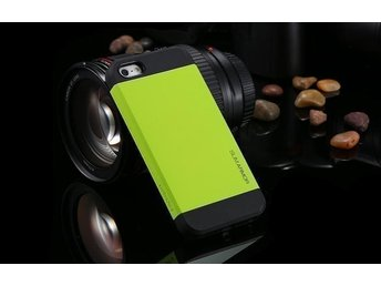 iPhone 5S / 5 Case Slim Armor - Lime