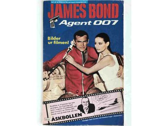 James Bond - Löpnr: 65 VG