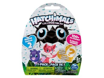 Hatchimals Colleggtibles 1-pack Säsong 2