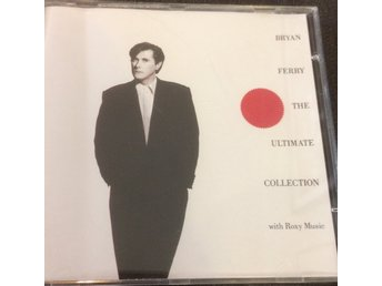 Bryan Ferry The ultimate collection Roxy Music 1988