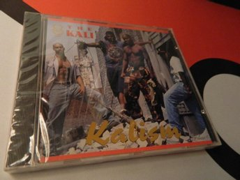 The Kali - Kalism Hip Hop Cd Inplastad Rare Rap RnB 1992