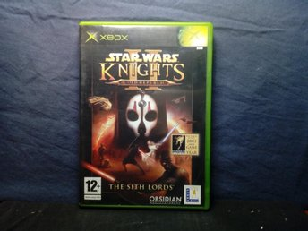 Star Wars Knights of the old Republic 2 - Xbox