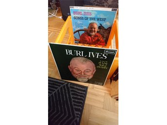Burl Ives - Its just funny way of laughin, LP