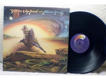 GRAEME EDGE BAND - KICK OFF YOUR MUDDY BOOTS - LP 1975