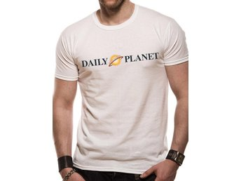 SUPERMAN - DAILY PLANET (UNISEX) - Small