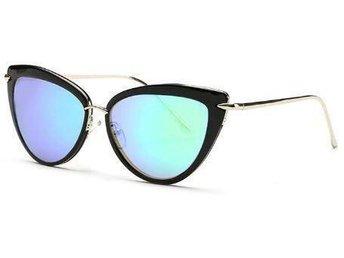 Cat-eye-solglasögon, mirror glass sunglasses, spegel solglasögon - NYA! - Stockholm - Cat-eye-solglasögon, mirror glass sunglasses, spegel solglasögon - NYA! - Stockholm