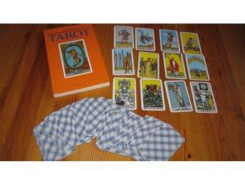 Tarot lek klassiker av A.E Waite mindre kort 9x5,5 - så fin! bok - Ludvika - Tarot lek klassiker av A.E Waite mindre kort 9x5,5 - så fin! bok - Ludvika
