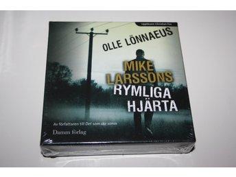 MIKE LARSSONS RYMLIGA HJÄRTA AV OLLE LÖNNAEUS - Uddevalla - MIKE LARSSONS RYMLIGA HJÄRTA AV OLLE LÖNNAEUS - Uddevalla