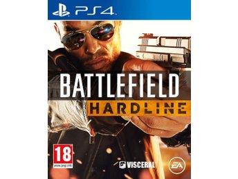 Battlefield hardline PS4 - Skellefteå - Battlefield hardline PS4 - Skellefteå