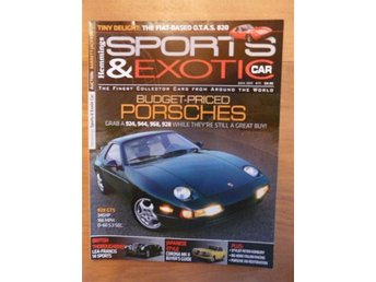 Hemmings Sports & Exotic Car July 2011