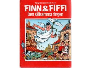Willy Wandersteen: Finn och Fiffi Den sällsamma ringen - Gammelstad - Willy Wandersteen: Finn och Fiffi Den sällsamma ringen - Gammelstad