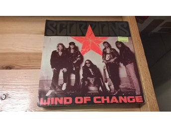 Scorpions - Wind Of Change, EP